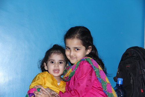 Nerjis And Marziya Shakir by firoze shakir photographerno1