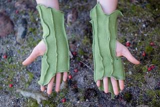 Handwarmers by Ramona August