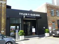 Enjoy a drink at Tyler Street Garage Eating House & Bar - Things to do in Auckland