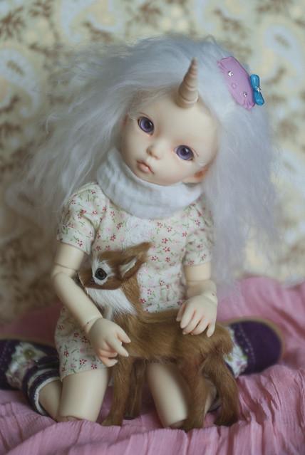 A Doll a day - Sunday - My pet