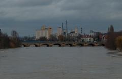 La Moselle - Pont de Thionville