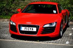 executive car(0.0), automobile(1.0), automotive exterior(1.0), wheel(1.0), vehicle(1.0), performance car(1.0), automotive design(1.0), audi r8(1.0), audi e-tron(1.0), bumper(1.0), concept car(1.0), land vehicle(1.0), coupã©(1.0), sports car(1.0),