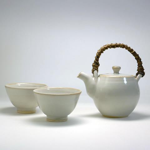 小久慈焼「茶器揃い」