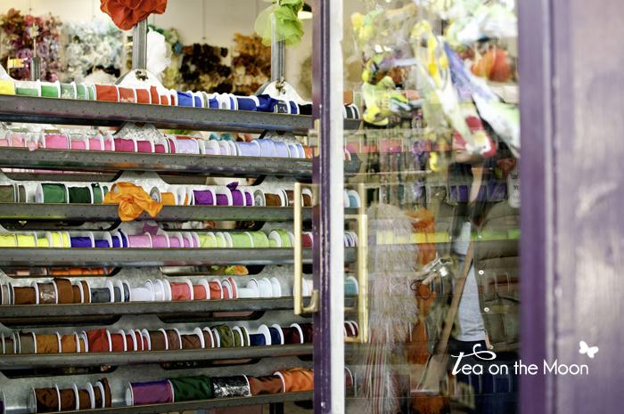 Londres Marylebone lane london shopping 0