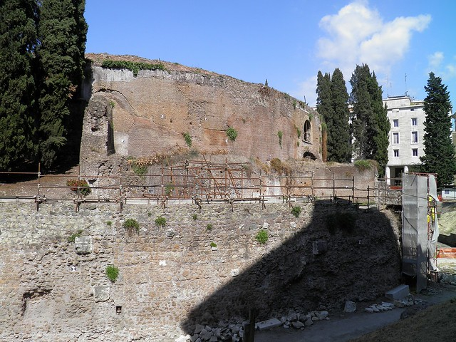Mausoleum of Augustus, Field of Mars, Rome