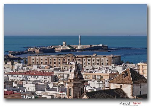 Panoramica desde la Torre Tavira by galvin2008