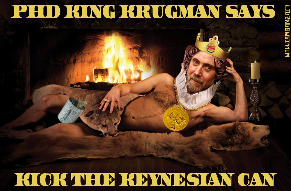 PHD KING KRUGMAN