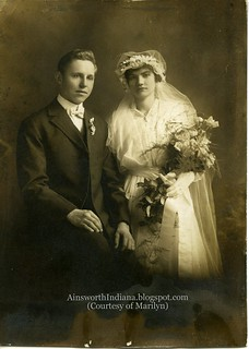 Owen and Caroline (Sapper) Nelson, Feb. 14, 1915