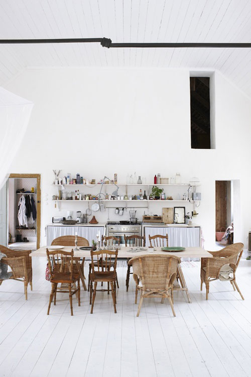 beautiful dining areas the style files