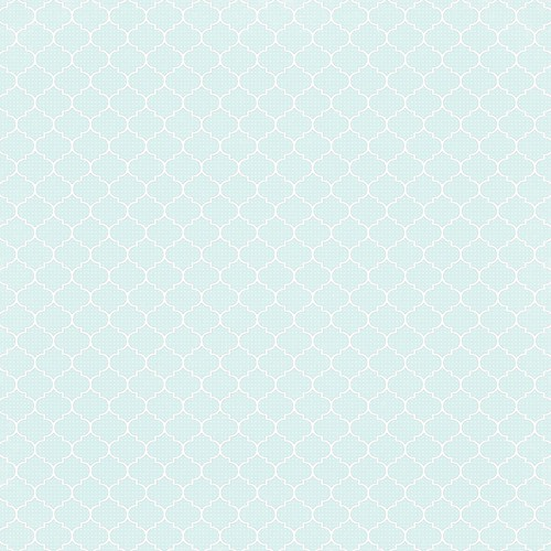 6b Very Light Turquoise Dotted Moroccan Tile - free printable digital patterned paper