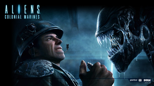 Aliens: Colonial Marines - Wallpaper - 1920x1080