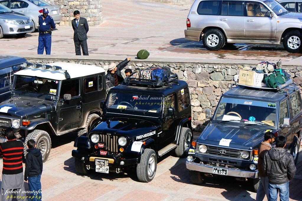 Muzaffarabad Jeep Club Neelum Snow Cross - 8469400442 eafffa62d5 b