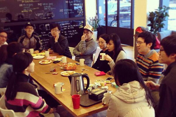 130207 TeaTime-HUB Seoul