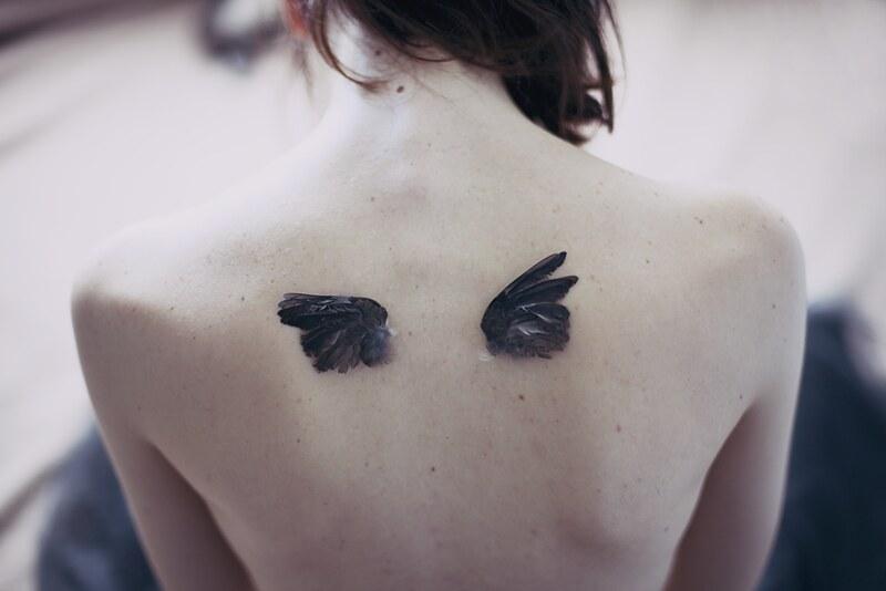 I'm a bird