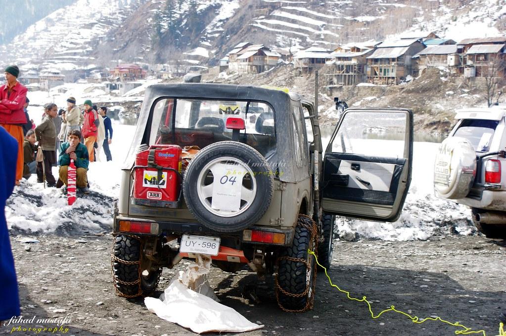 Muzaffarabad Jeep Club Neelum Snow Cross - 8470774323 63bb47f890 b