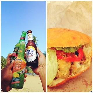 More Shark & Bake, beers & LLB