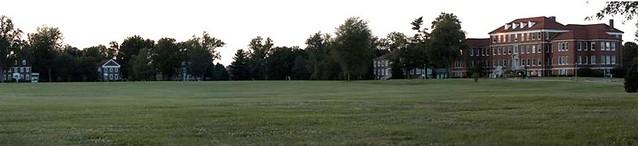 Brooks Field panorama