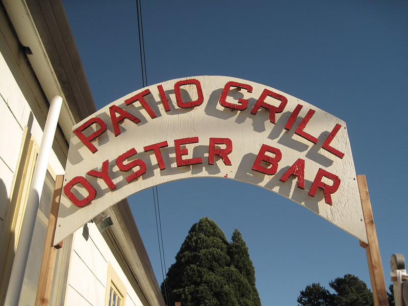 Casino bar and Grill in Bodega, CA
