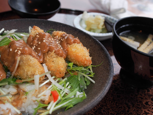 珠洲ホテルカキフライ丼-1
