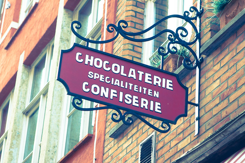 4 of The Best Chocolate Shops in Europe
