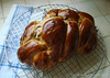 Honey & Chocolate Chip Challah