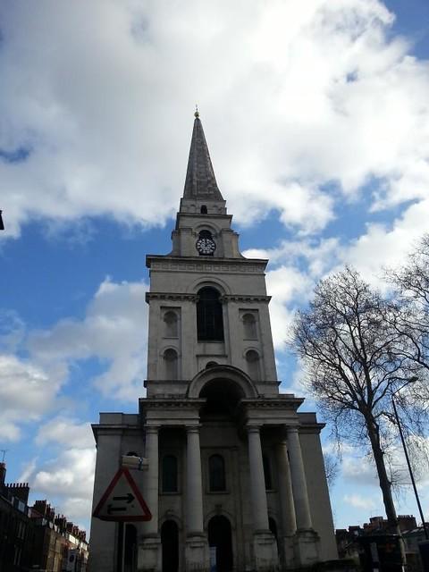 Percy & Reed Spitalfields