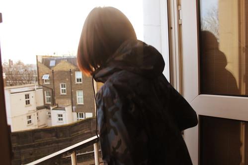 QOS camouflage jumper - Tomoko