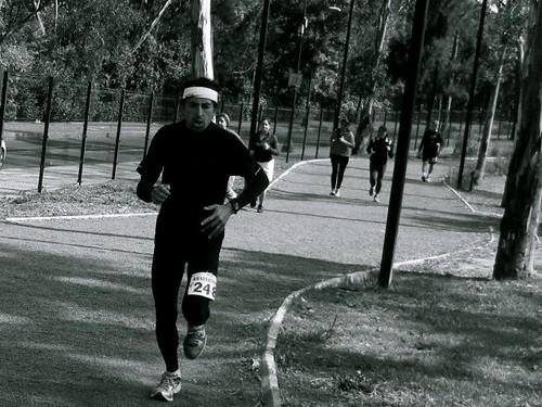 Ultramaratón Nocturno 12 Horas en El Sope 2013