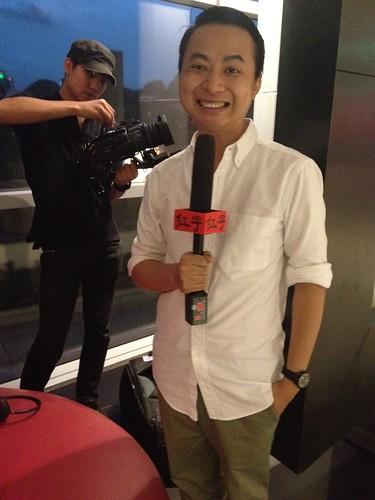 Host Gim Goh
