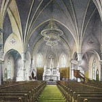 Sioux City, Iowa, Cathedral, Church, Interior