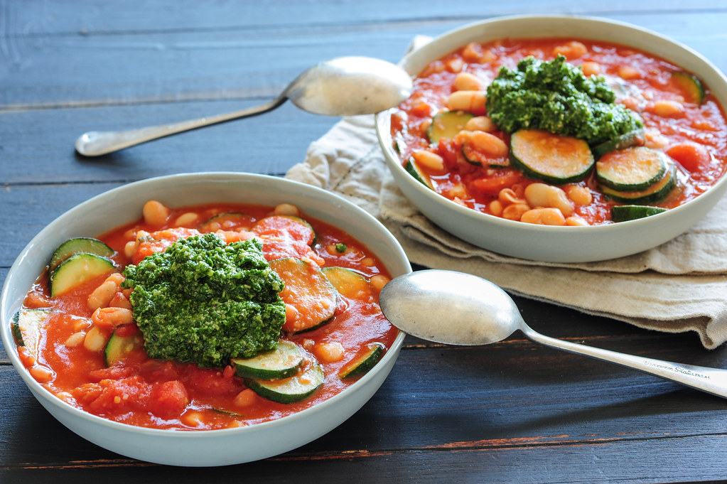 simple minestrone