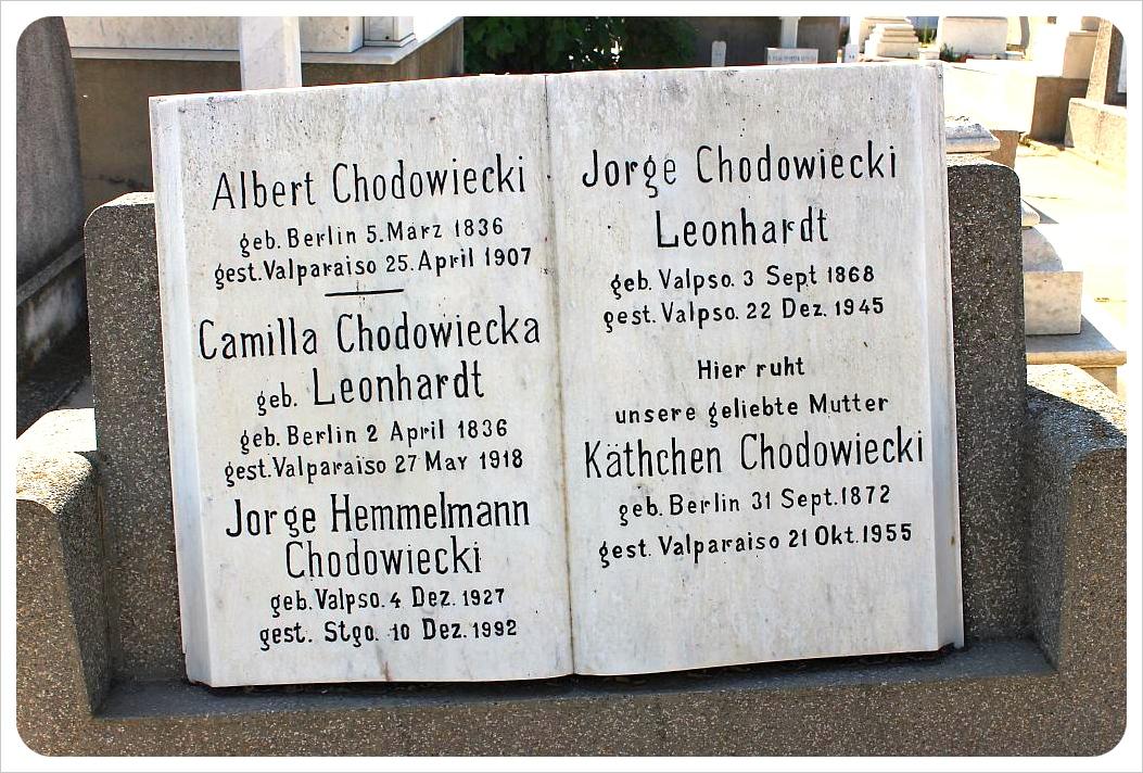 valparaiso cemetery family from berlin