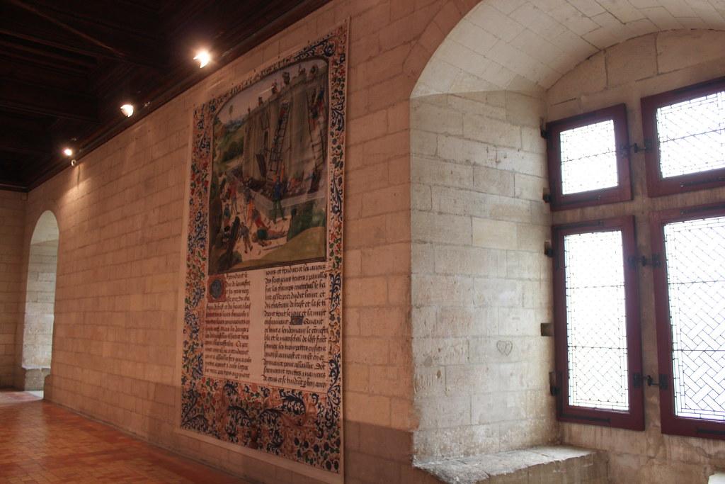 Interior Castillo de Tarascon
