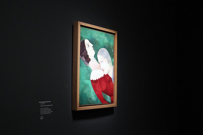 Chagall - Bella