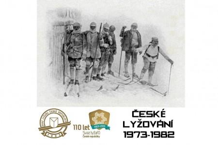 České lyžování od r. 1973 do 1982