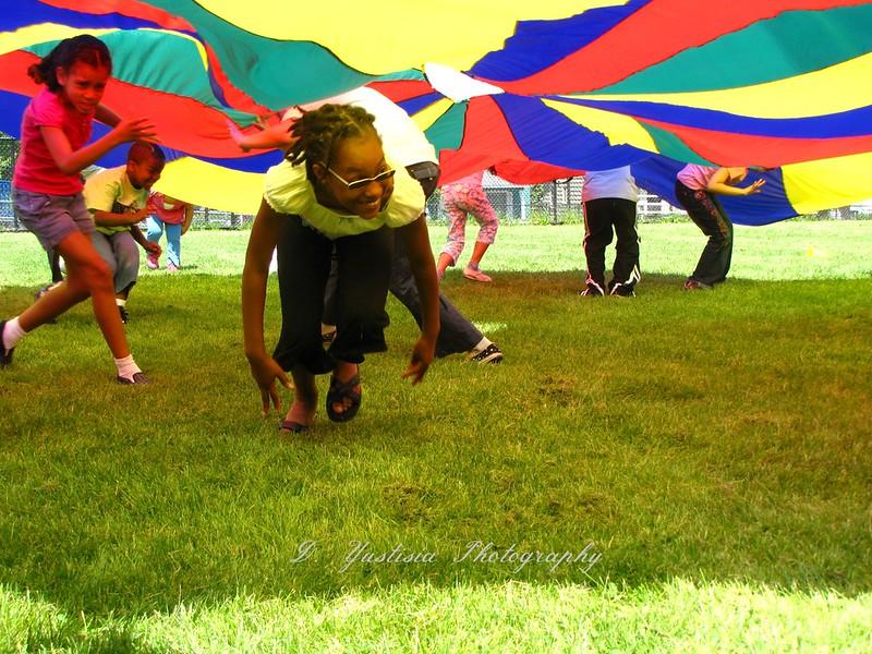 Parachute Game (2)