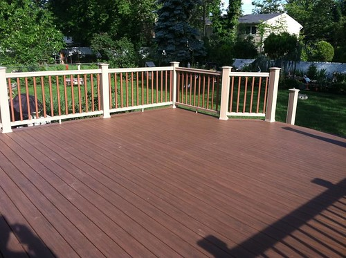deck by FX Home Renovation