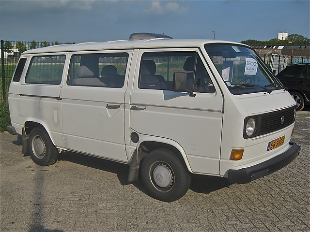 volkswagen transporter t3 1980 flickr photo sharing. Black Bedroom Furniture Sets. Home Design Ideas