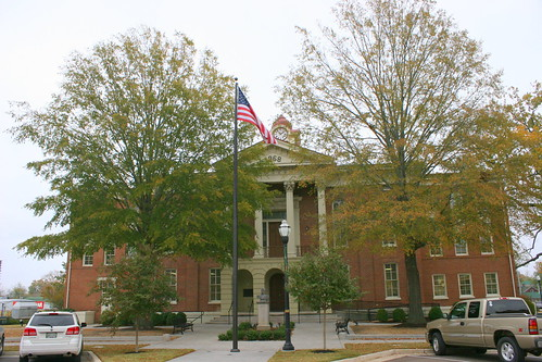 Hardeman County Courthouse - Bolivar, TN