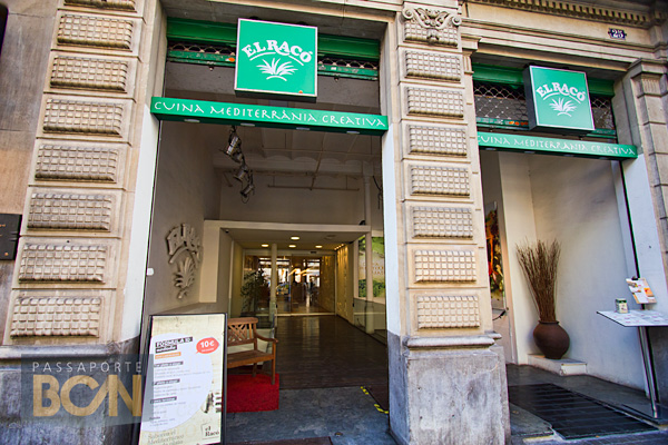 restaurante El Racó, Barcelona