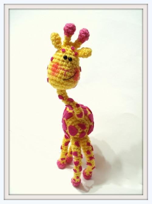 Amigurumi Crochet Giraffe Tutorial - YouTube | 670x500