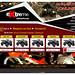 old website, logo and banner designs