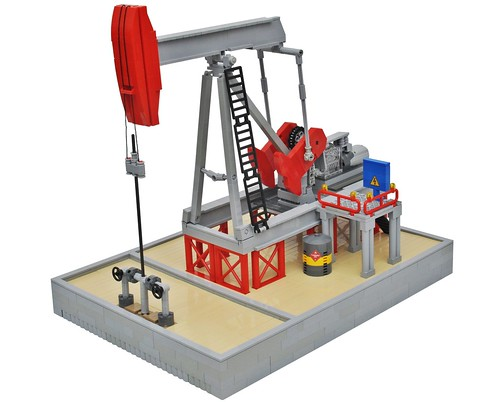 Pumpjack (See in operation )