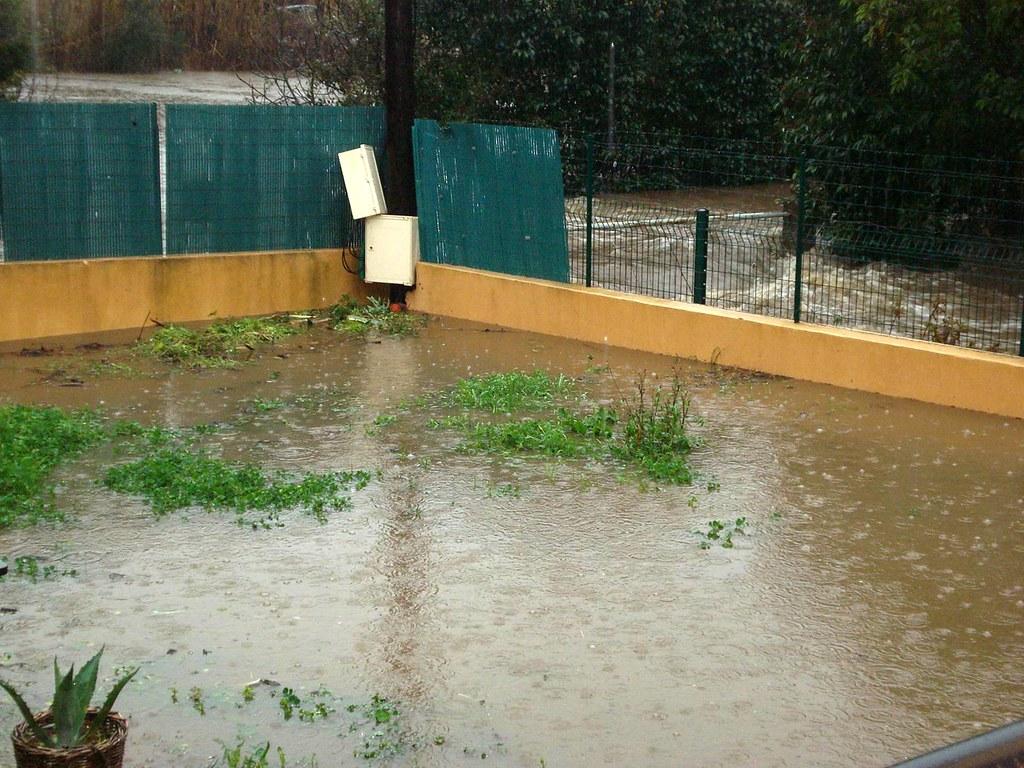 Inondations sainte lucie du 6 mars 2013 blog corse sauvage - Les jardins de sainte lucie ...