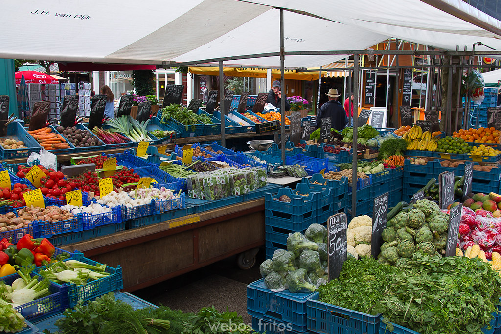 Mercado de Albert Cuyp