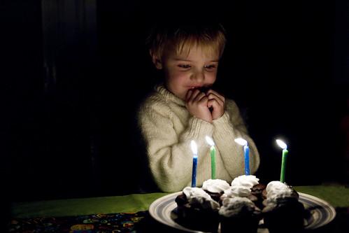 Blake 4 cake