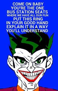 acetone 1 of 2: the joker