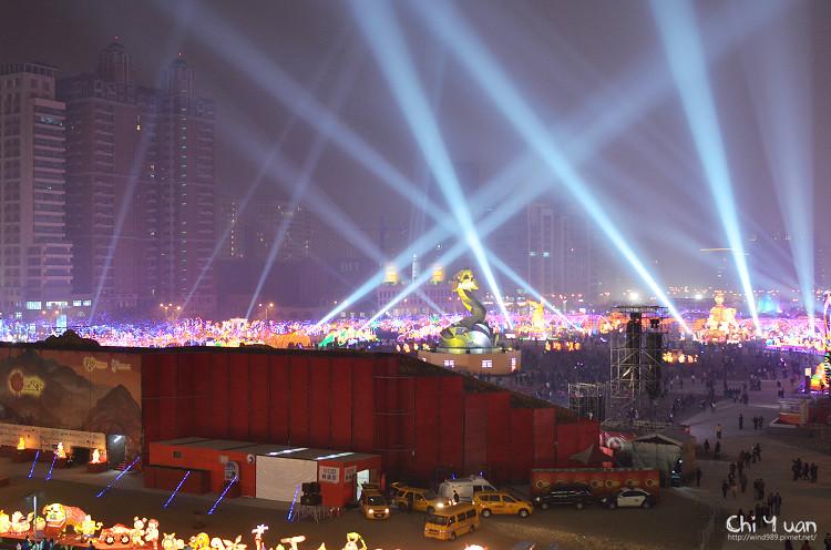 [新竹]2013台灣颩燈會。騰蛟啟盛,主燈慶元宵