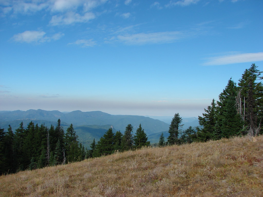 View from Browder Ridge