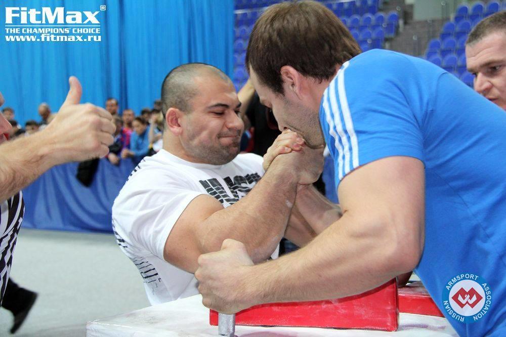 Arsen Liliev, Ivan Matyushenko